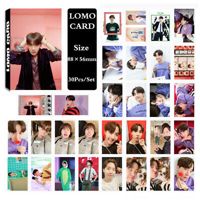 KPOP BTS Bangtan Boys Album MAP OF THE SOUL PERSONA JHOPE Lomo Card Photo Card