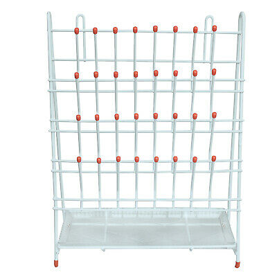 HFS(R) Test Tube, Beaker Drain Rack 32