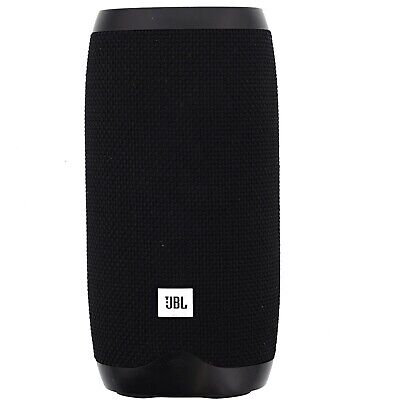 JBL Link 20 Voice-activated Portable Bluetooth Speaker Black Used Good👌