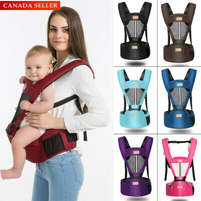 Baby Carrier Infant Kid Baby Hipseat Sling Front Kangaroo Baby Wrap Carrier CA
