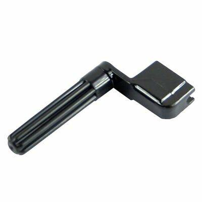 Acoustic Electric Guitar String Winder Peg Bridge Pin Tool Plastic Black M1E3