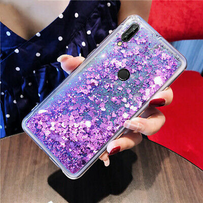 Shockproof Dynamic Quicksand Soft Case Cover For Xiaomi Mi 9 SE Redmi Note 6 Pro