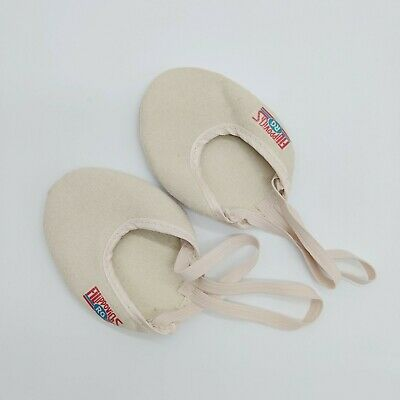 9c6f6ced7943 RHYTHMIC GYMNASTICS SOLO Half Shoes Toe Shoes Socks Size XS(12.5 -1 ...