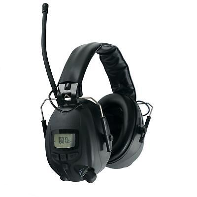 Ear Defenders Protectors Noise Protection Hearing Muffs with Bluetooth Radio