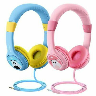 Mpow Children Headphones Wired Headset 85dB Safety Earphones Kids Gifts 3.5mm