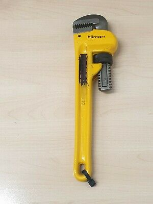Hillman 10 inch Stilsons / Pipe Wrench (M)