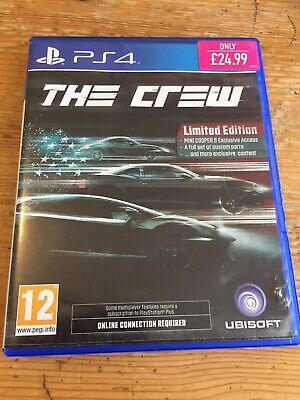 The crew ps4 Sony PlayStation 4