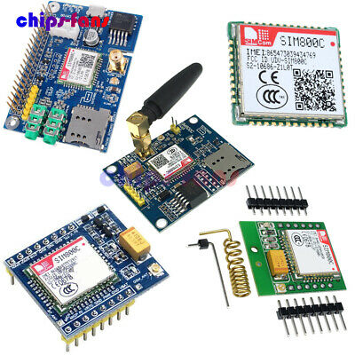 SIM800C GSM GPRS Quad-band Bluetooth Development Board Antenna Replace SIM800L