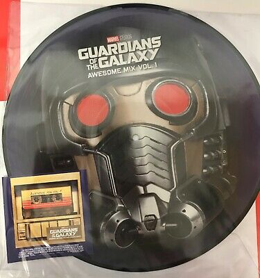 GUARDIANS OF THE GALAXY Vol.1  picture disc  (LP Vinyl) Used