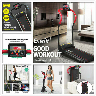 Electric Treadmill Home Gym Exercise Running Machine Fitness Equipment Physical
