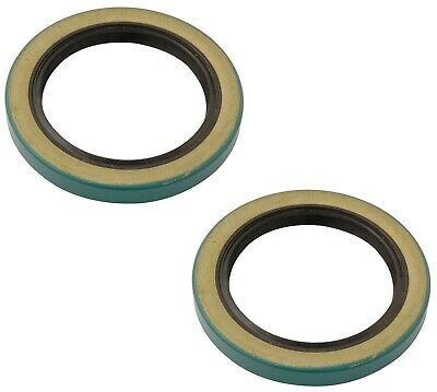Front Hub Seals for Metric Rotor PAIR Seal Dirt Modified IMCA USMTS