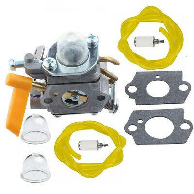 Carburetor Primer Bulbs Oil Pipes Fuel Filters Engine Assembly For Ryobi RY28120