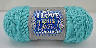 I LOVE THIS Yarn! Super Soft Acrylic Medium Weight Yarn - 2