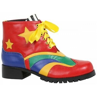 Clown Shoes Adult Mens Costume Accessory