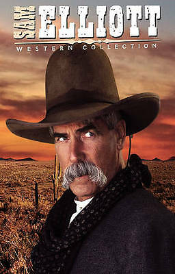 Sam Elliott Western Collection [Rough Riders / You Know My Name / The Desperate