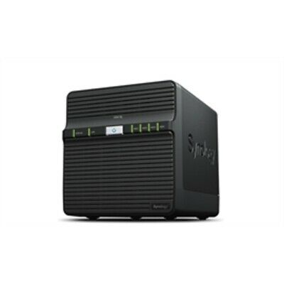 New Synology NAS DS418j 4bay DiskStation 1.4GHz 1GB Retail