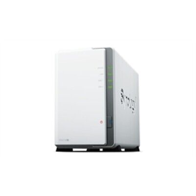 New Synology NAS DS218j 2Bay DiskStation (Diskless) Retail