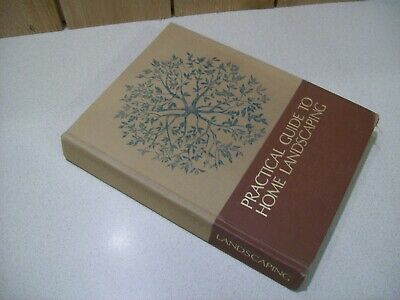 Vintage 1972 Practical Guide to Home Landscaping by Reader's Digest Hardcover