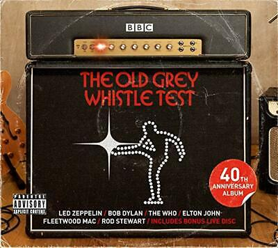 The Old Grey Whistle Test 3 x 3cd sets, 40th anniv, CherryBombs & Easy Riders