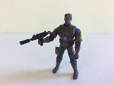GI JOE ARAH Heavy Weapons Trooper COBRA C.L.A.W.S Figure, Hasbro 2002