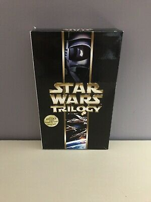 2000 Star Wars Trilogy 1997 Special Edition VCD 6 Discs Set Malaysian Import