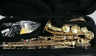 Selmer ASOL200 Performance Soloist Alto Saxophone w/ Accessories & Warranty
