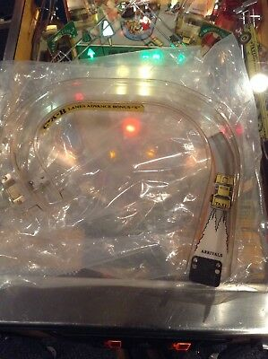 Original TAXI (Williams) Pinball Right Arrival RAMP D-12264 Used