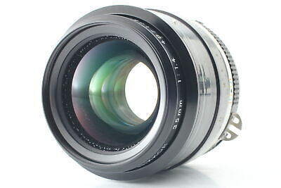 [AS IS] Nikon Ai-s Nikkor 35mm f/1.4 f1.4 Ais Wide Angle Lens From Japan #1039