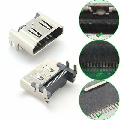 PS4 HDMI Port Socket Interface Connector Replacement For Sony PlayStation FGHI