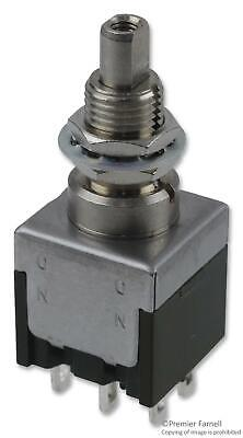 Nkk Switches-Mb2085Ss1W01-Switch£¬Pushbutton£¬Non-Illuminated£¬Dpdt£¬6A£¬125V