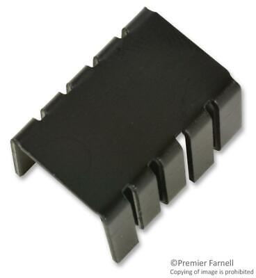 THERMALLOY #7021B-MTG Heat Sink TO-220 VERT BLK ***NEW***  Qty.3