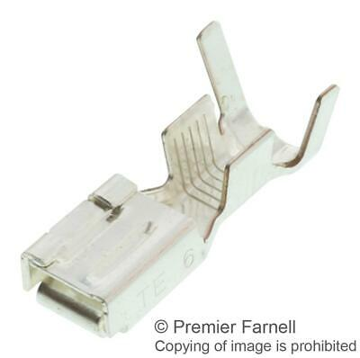 175265-1 RECEPTACLE AMP CRIMP,80PK 22-18AWG CONTACT TE CONNECTIVITY