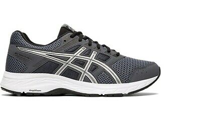 NEW Asics Adult Men Gel Contend 5 4E Wide Cross train Run Shoe Grey 1011A252 024