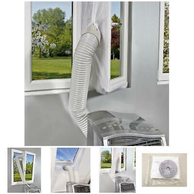 Hot Air Stop Conditioner Outlet Window Sealing Kit for Mobile Air Conditioners