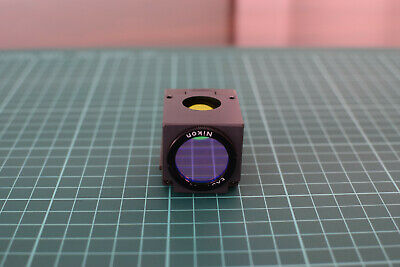 Nikon DM 575 G-2A fluorescence filter block for Diaphot 200 300 microscope