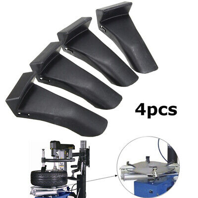 4* Plastic Inserts Jaw Clamp Cover Protector Wheel Rim Guards For Tire ChangDIU