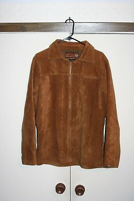 784c7e9de MEN'S PRANA BROOKRIDGE Bomber Jacket - Gravel - Size Medium EUC ...