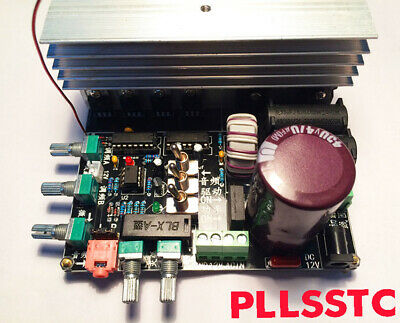 NEW TESLA COIL driver board finished music Tesla coil solid