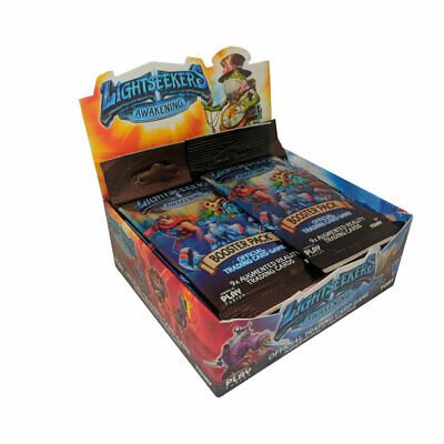 Lightseekers TCG Awakening (Wave 1) Booster Box includes 24 Booster Packs