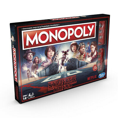 Monopoly Stranger Things Board Game