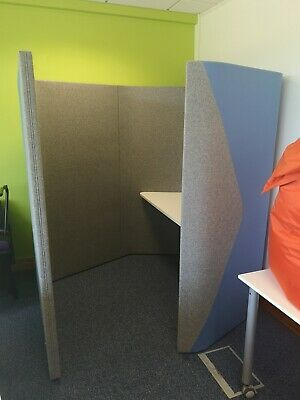 Office Acoustic Meeting Pod