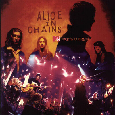 Alice In Chains - MTV Unplugged Album Cover Poster Giclée