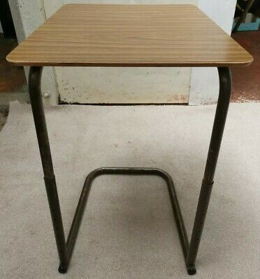 Classic Vintage Staples Cantilever Adjustable Table