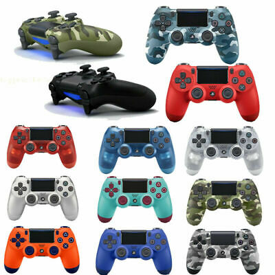 Wireless Bluetooth Controller Gamepad Joystick For PS4 PlayStation 4 Game Pad