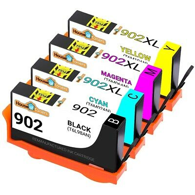 Replacement for HP 902XL 902 L Ink Set Combo for HP Officejet Pro 6979 6954 6968