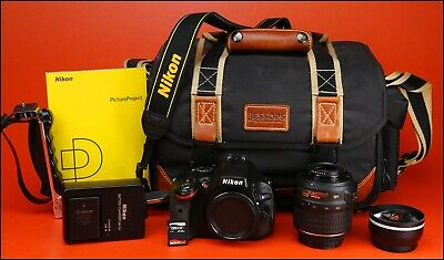 NIKON D850 DSLR With 24-120mm F/4G ED VR Lens + 2 Year