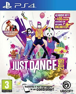 Just Dance 2019  - PlayStation 4 - NUOVO