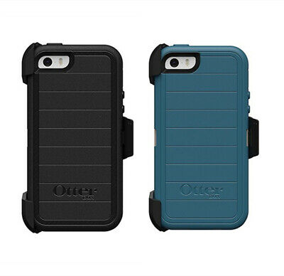 OEM OtterBox Defender Pro Series Case For iPhone 5/5s/SE(FREE Car Charger)