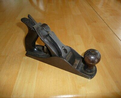 Vintage STANLEY BAILEY SWEETHEART No. 3C Plane ~ Corrugated Bottom ~ APR-19-10
