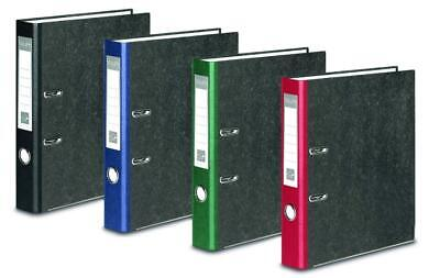 1/5/10 A4 Large 75mm Lever Arch Files Folders Stationery Metal Documents 001/80